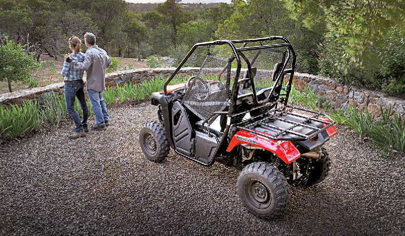 99 Gallery of 2019 Honda Pioneer Ratings with 2019 Honda Pioneer