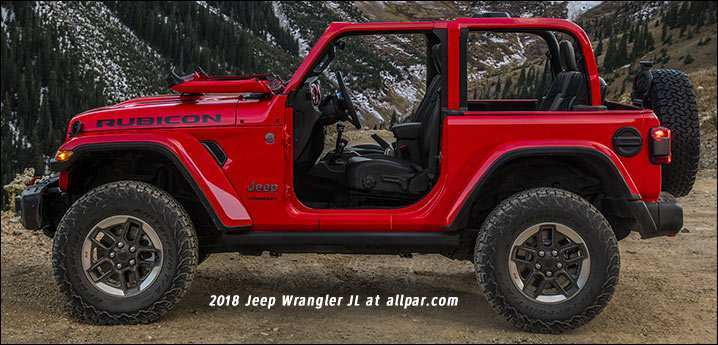 99 Gallery of 2019 Jeep Jl Photos by 2019 Jeep Jl