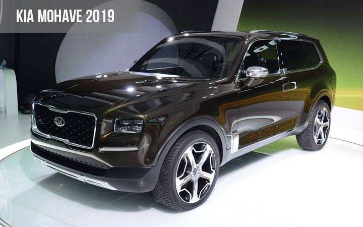 99 Gallery of 2019 Kia Mohave Specs and Review with 2019 Kia Mohave