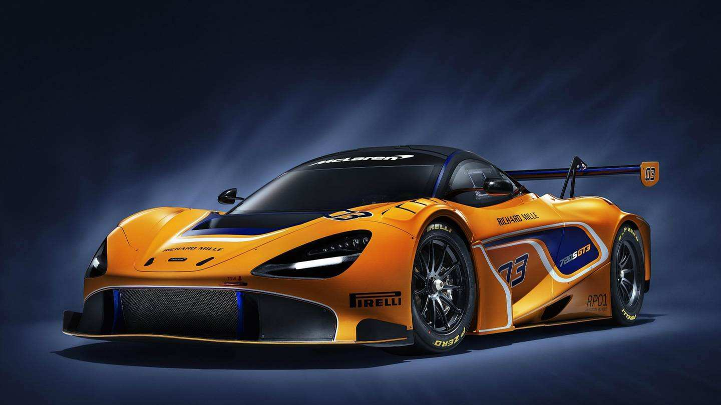 99 Gallery of 2019 Mclaren 720S Gt3 Model with 2019 Mclaren 720S Gt3