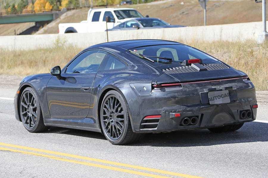 99 Gallery of 2019 New Porsche Review by 2019 New Porsche