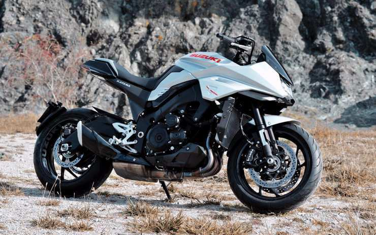 99 Gallery of 2019 Suzuki Katana Review with 2019 Suzuki Katana