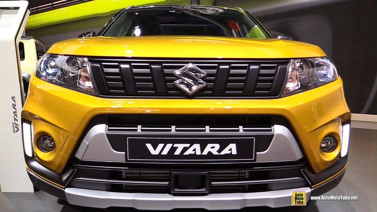 99 Gallery of 2019 Suzuki Vitara Exterior with 2019 Suzuki Vitara