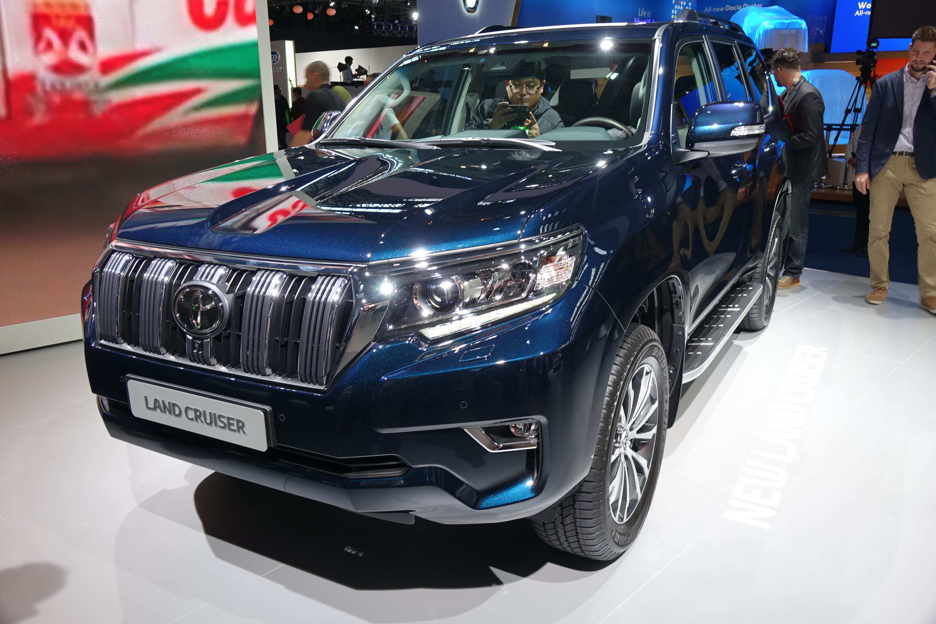 99 Gallery of 2019 Toyota Prado Redesign and Concept by 2019 Toyota Prado
