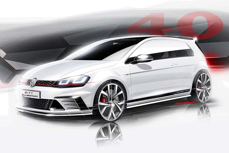 99 Gallery of 2019 Volkswagen Gti History for 2019 Volkswagen Gti