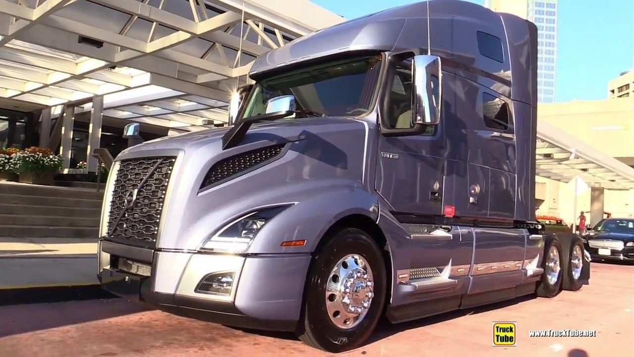 99 Gallery of 2019 Volvo Vnl For Sale First Drive for 2019 Volvo Vnl For Sale