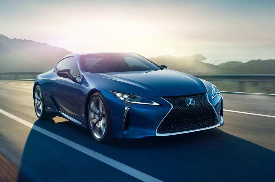 99 Gallery of 2020 Lexus Lc Research New for 2020 Lexus Lc