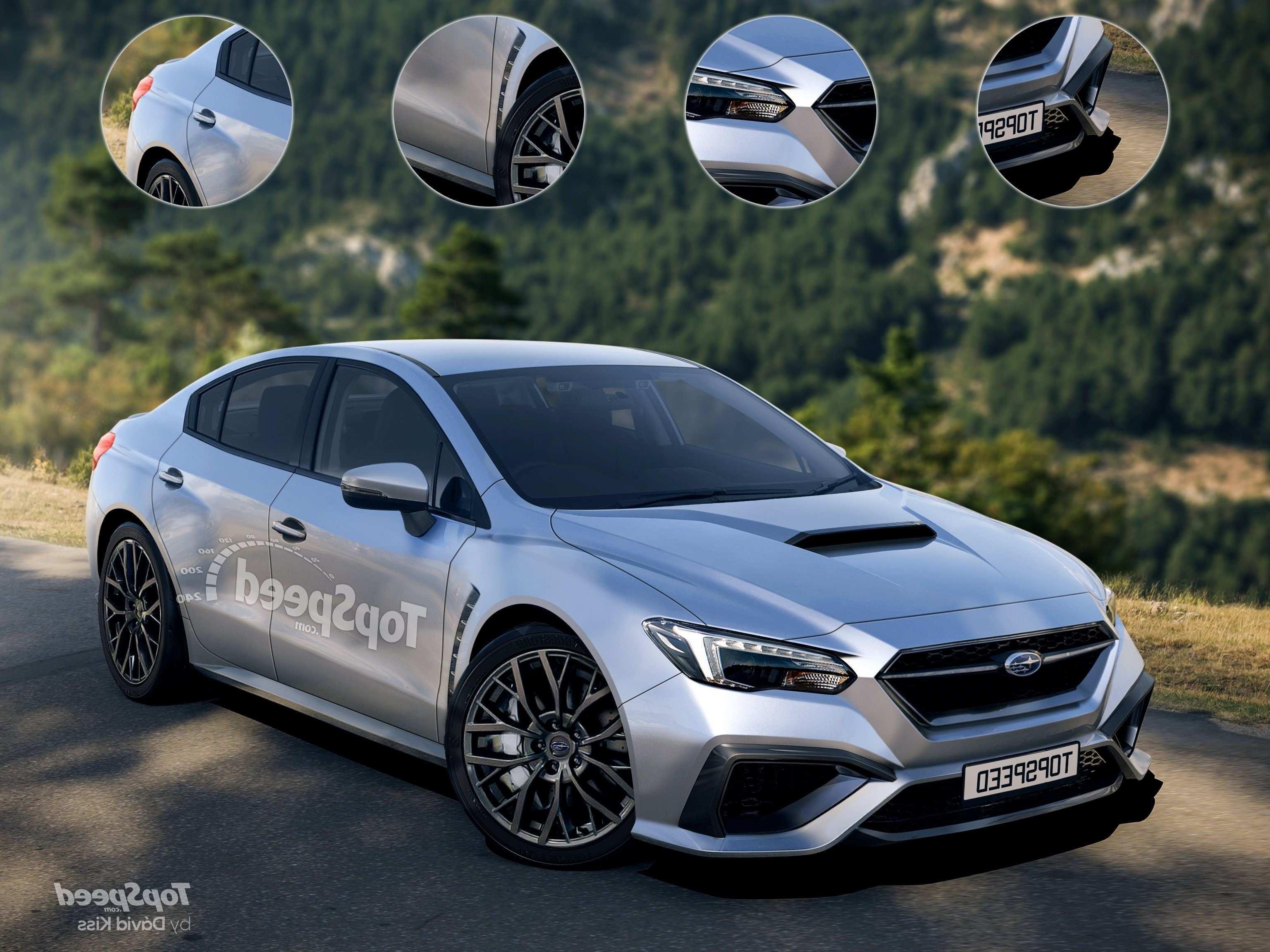 99 Gallery of 2020 Subaru Wrx Redesign Model with 2020 Subaru Wrx Redesign