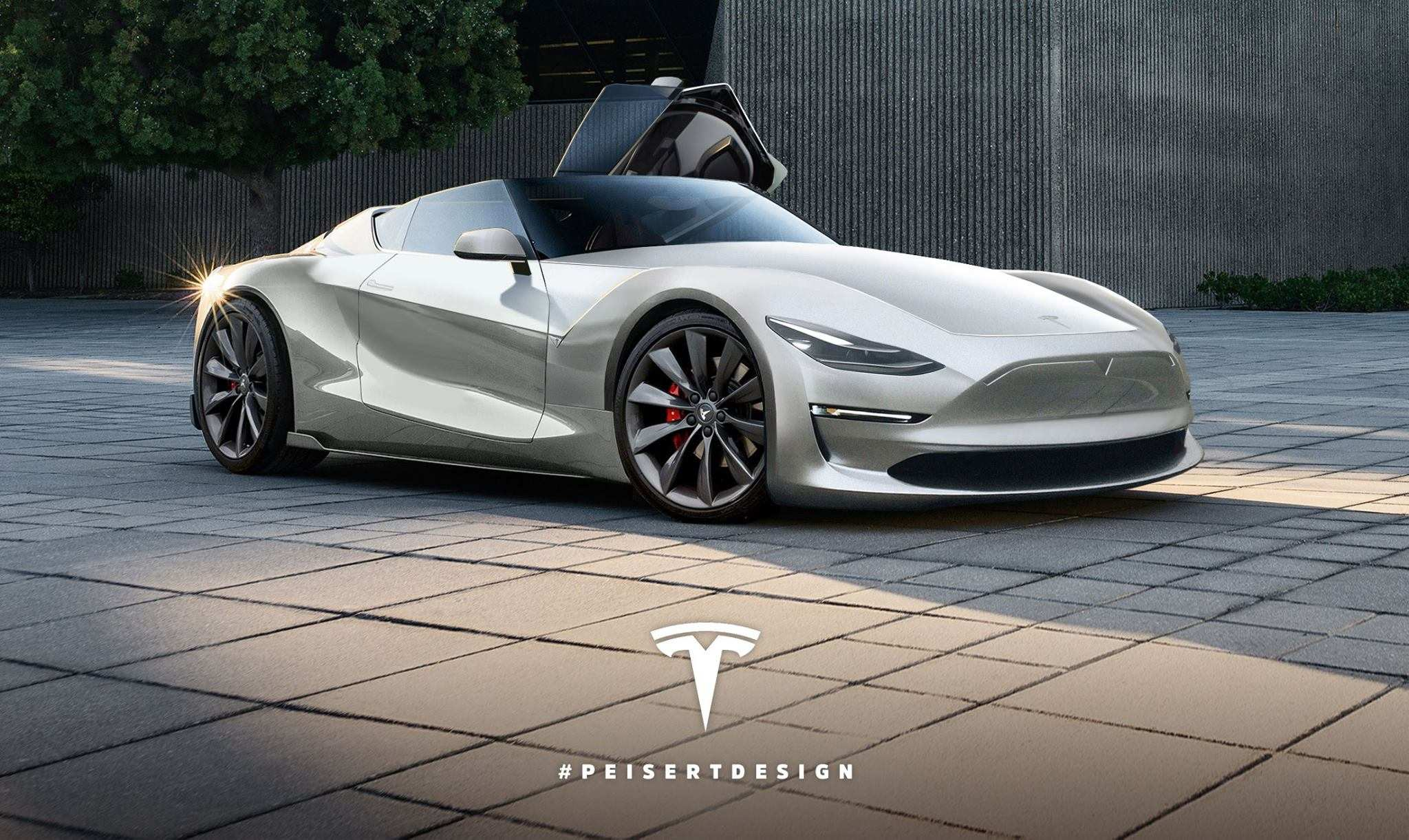99 Gallery of 2020 Tesla Roadster Video Concept by 2020 Tesla Roadster Video