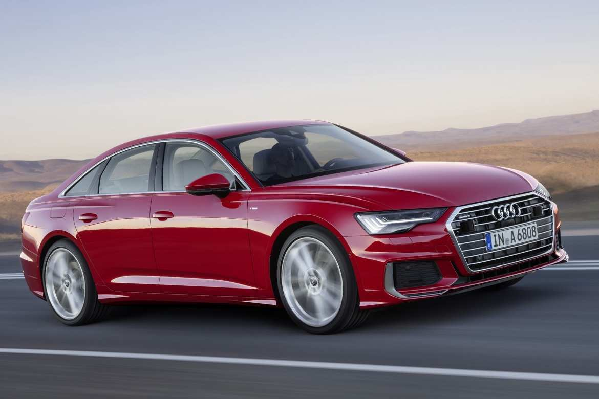 99 Great 2019 Audi A6 Release Date Redesign and Concept with 2019 Audi A6 Release Date