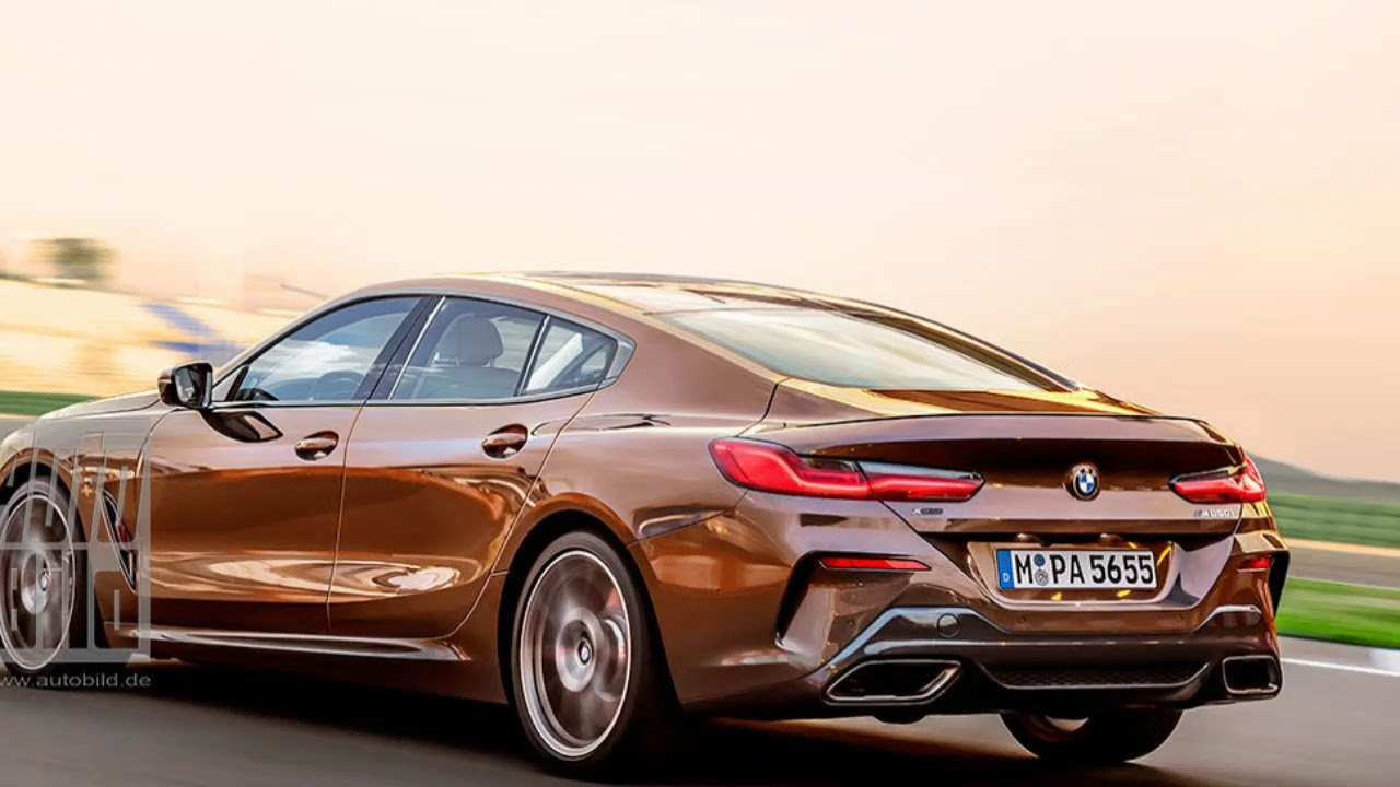 99 Great 2019 Bmw 8 Series Gran Coupe Performance and New Engine by 2019 Bmw 8 Series Gran Coupe