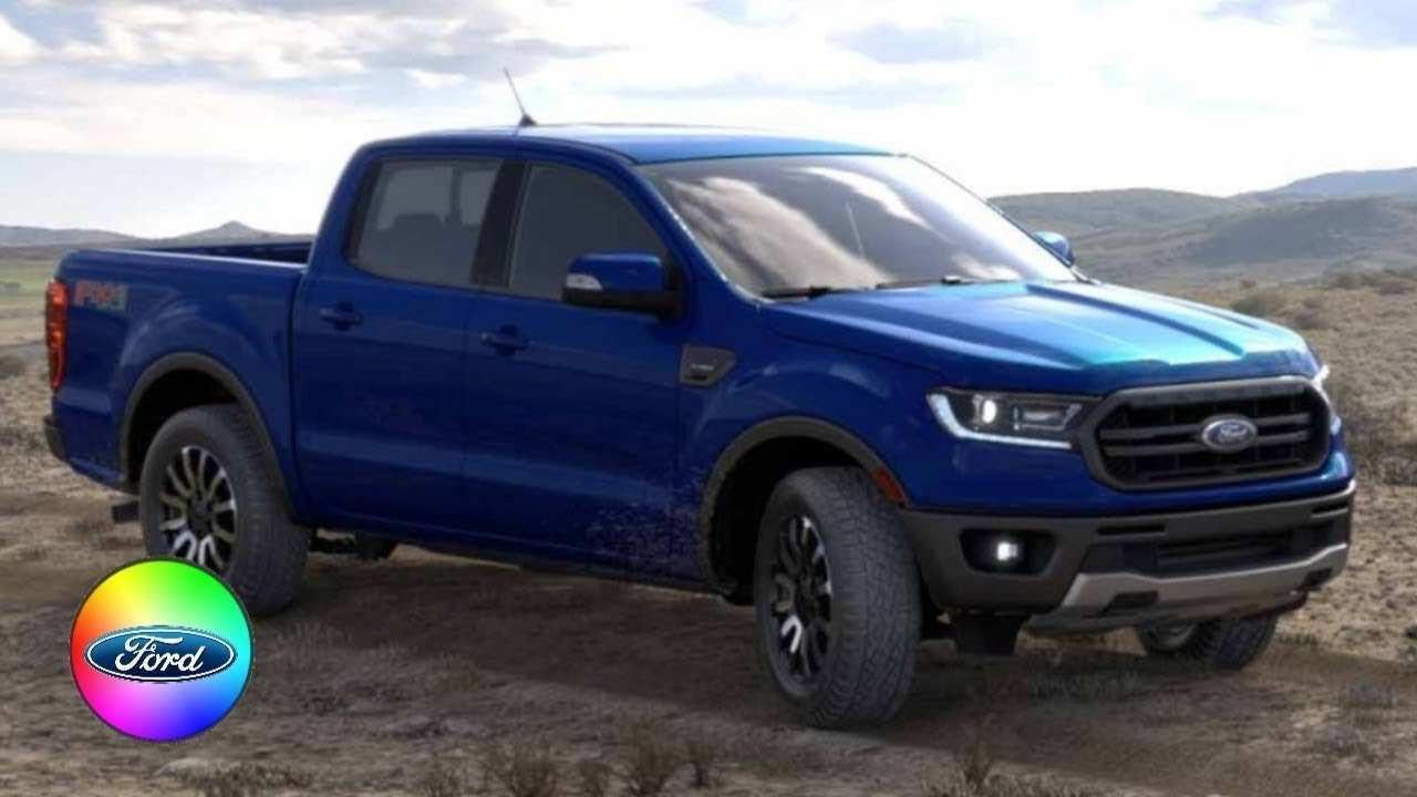 99 Great 2019 Ford Colors Overview with 2019 Ford Colors
