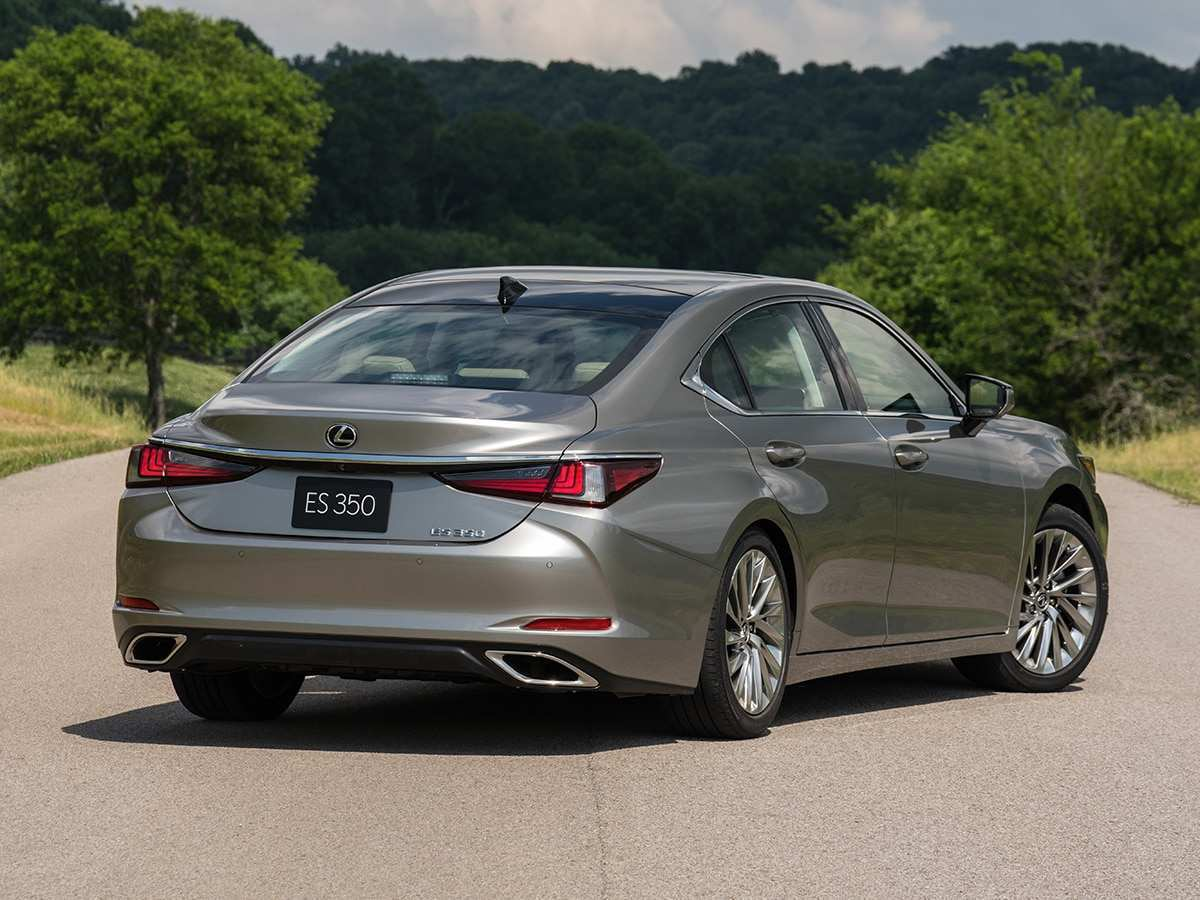 99 Great 2019 Lexus Es Review Spesification by 2019 Lexus Es Review