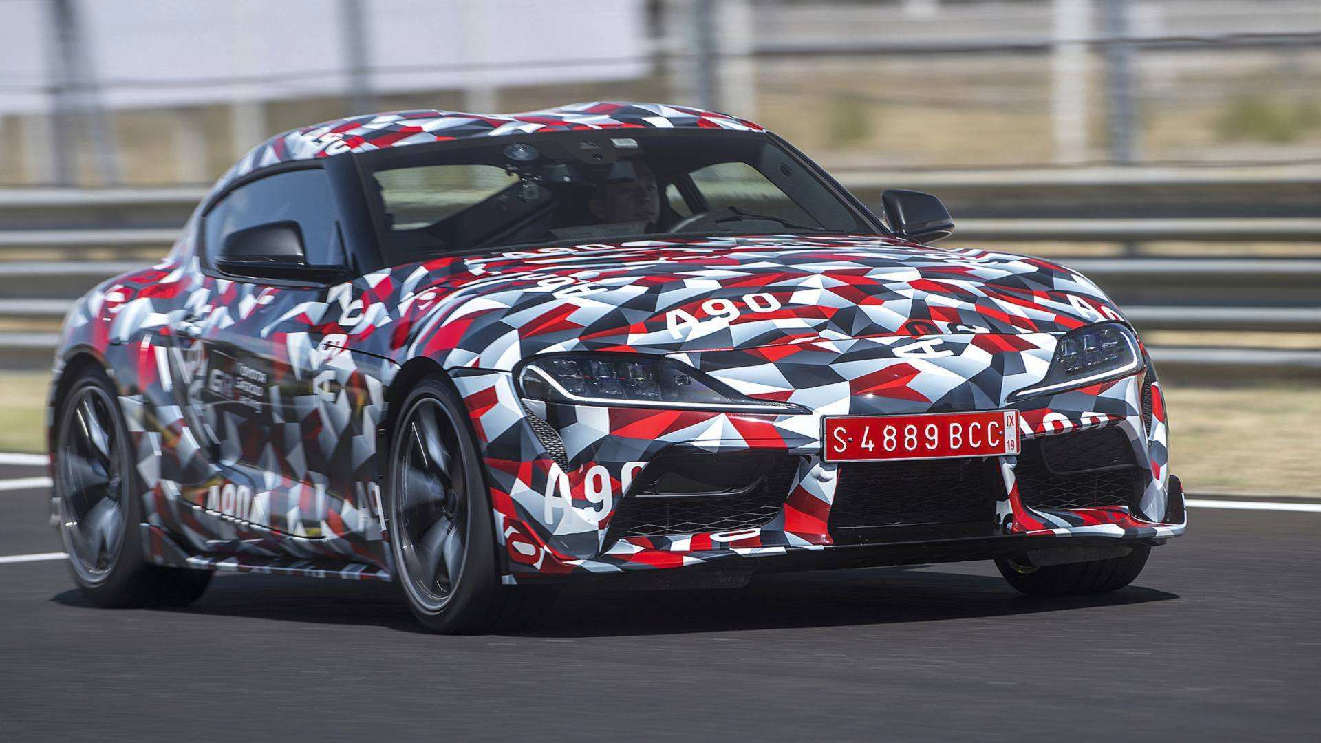 99 Great 2019 Toyota Supra Release Date with 2019 Toyota Supra