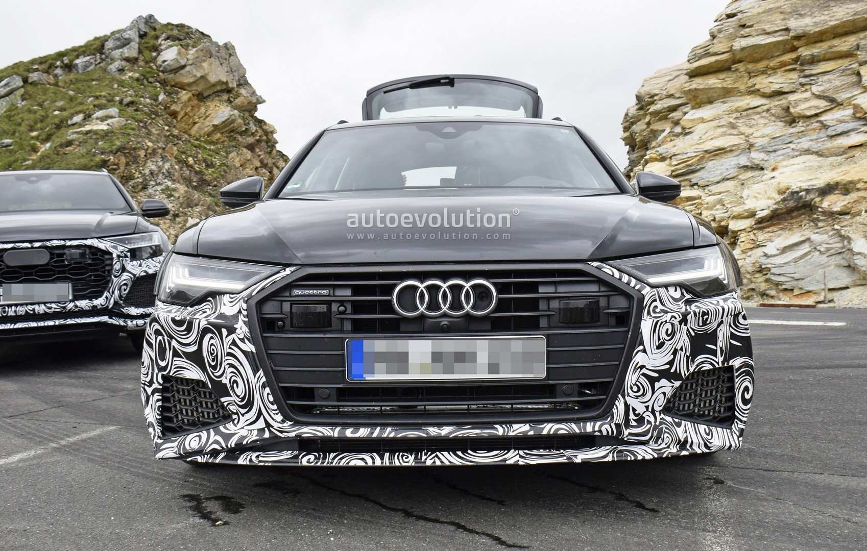 99 Great 2020 Audi Rs6 Spy Shoot for 2020 Audi Rs6