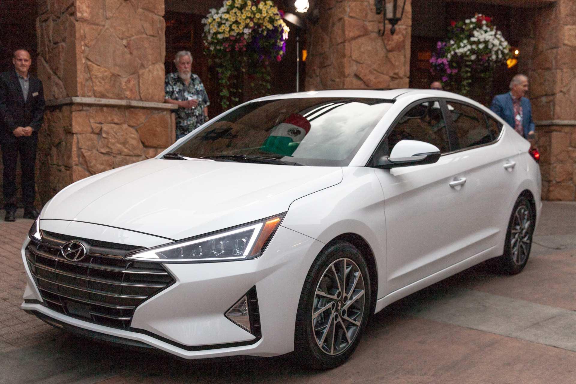 99 New 2019 Hyundai Elantra Release with 2019 Hyundai Elantra