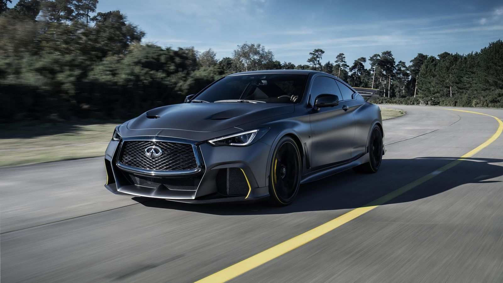 99 New 2019 Infiniti Black S Exterior and Interior by 2019 Infiniti Black S