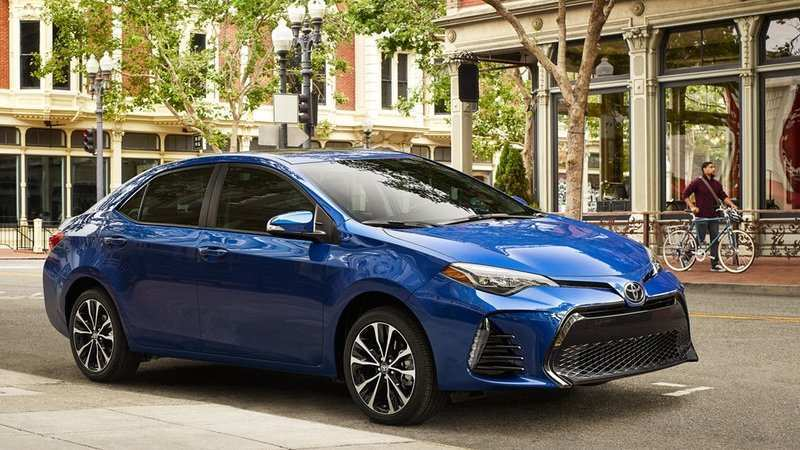 99 New 2019 Model Toyota Corolla Wallpaper for 2019 Model Toyota Corolla