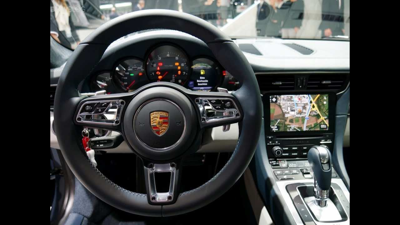 99 New 2019 Porsche Interior Style with 2019 Porsche Interior