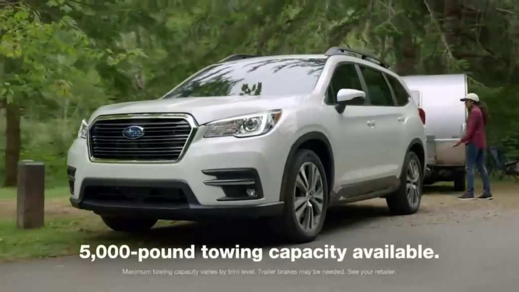 99 New 2019 Subaru Ascent Towing Capacity Model with 2019 Subaru Ascent Towing Capacity