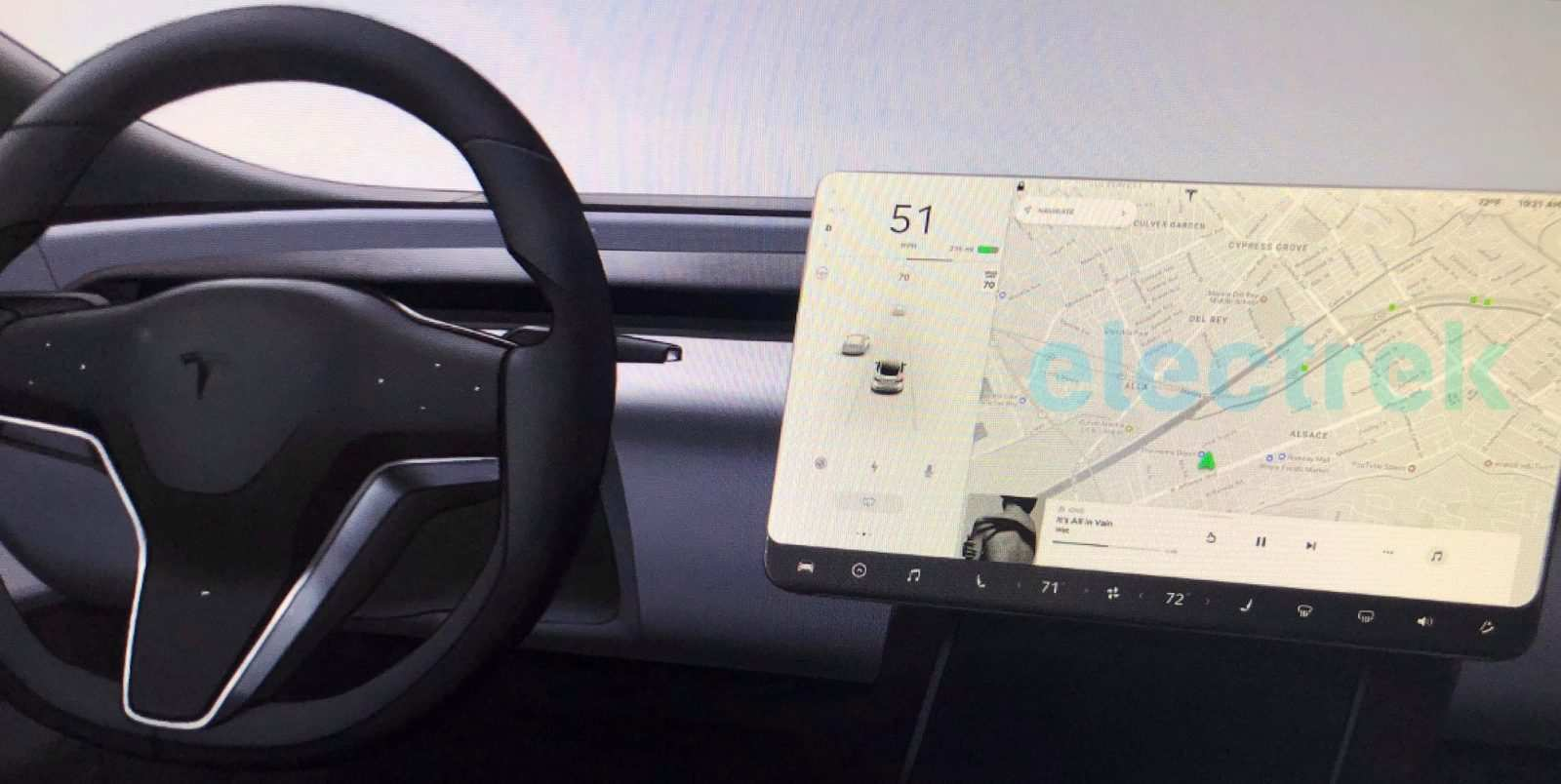 99 New 2019 Tesla Interior Review for 2019 Tesla Interior