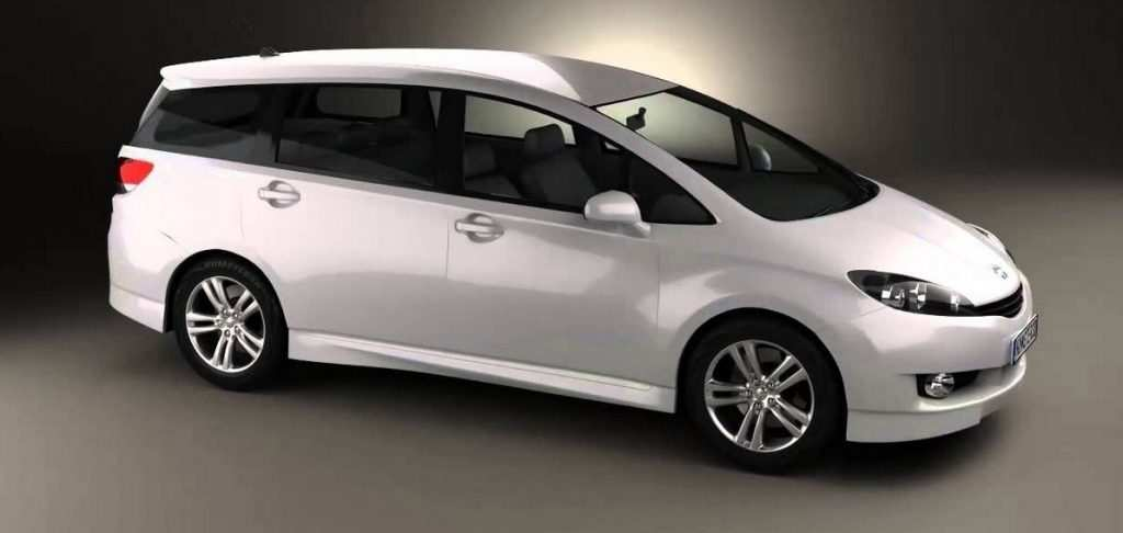 99 New 2019 Toyota Wish Wallpaper by 2019 Toyota Wish