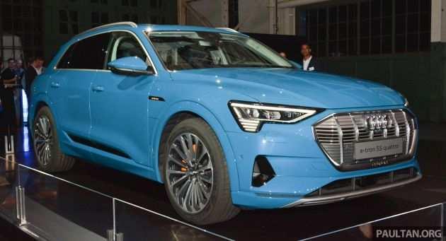 99 New Audi E Tron 2020 Interior with Audi E Tron 2020