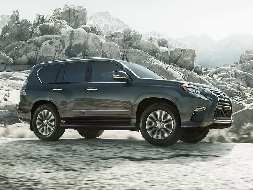 99 New New 2019 Lexus Gx History by New 2019 Lexus Gx