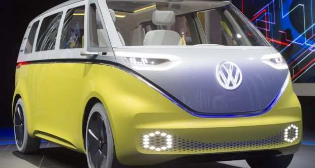 99 New Volkswagen 2020 Concept Research New for Volkswagen 2020 Concept