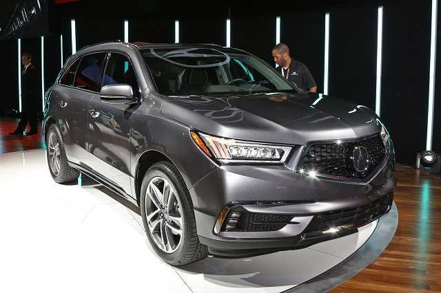 99 The 2019 Acura Mdx Release Date Wallpaper with 2019 Acura Mdx Release Date