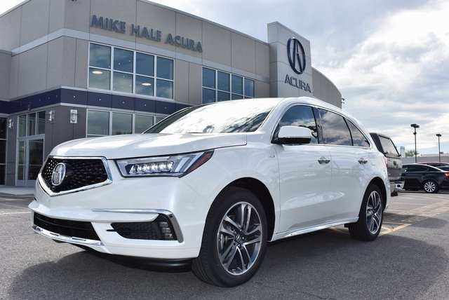 99 The 2019 Acura Suv Exterior and Interior by 2019 Acura Suv