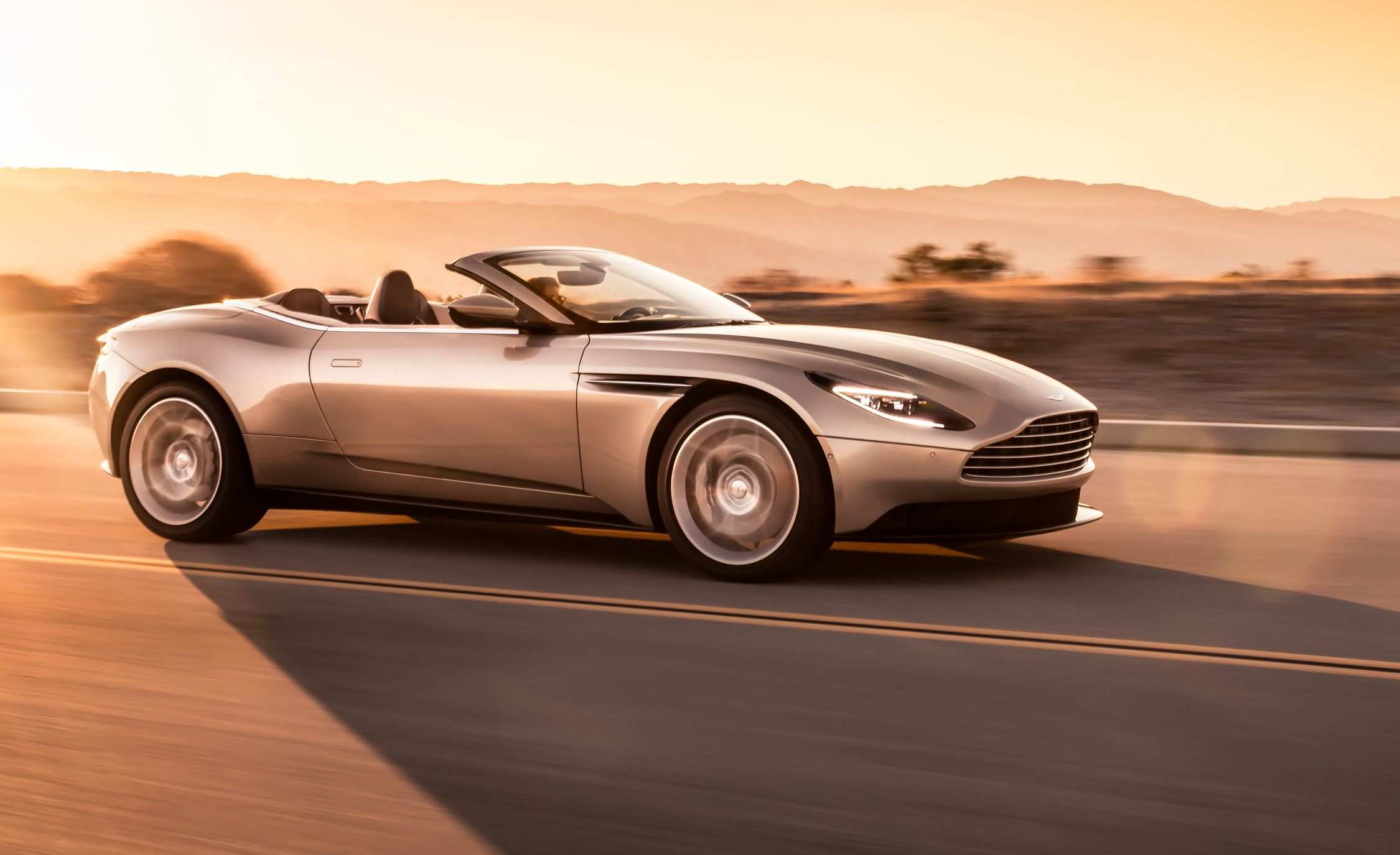 99 The 2019 Aston Martin Db11 New Review with 2019 Aston Martin Db11