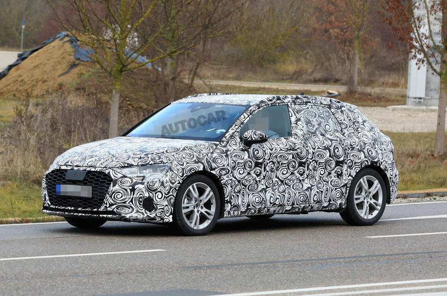 99 The 2019 Audi Hatchback Style with 2019 Audi Hatchback