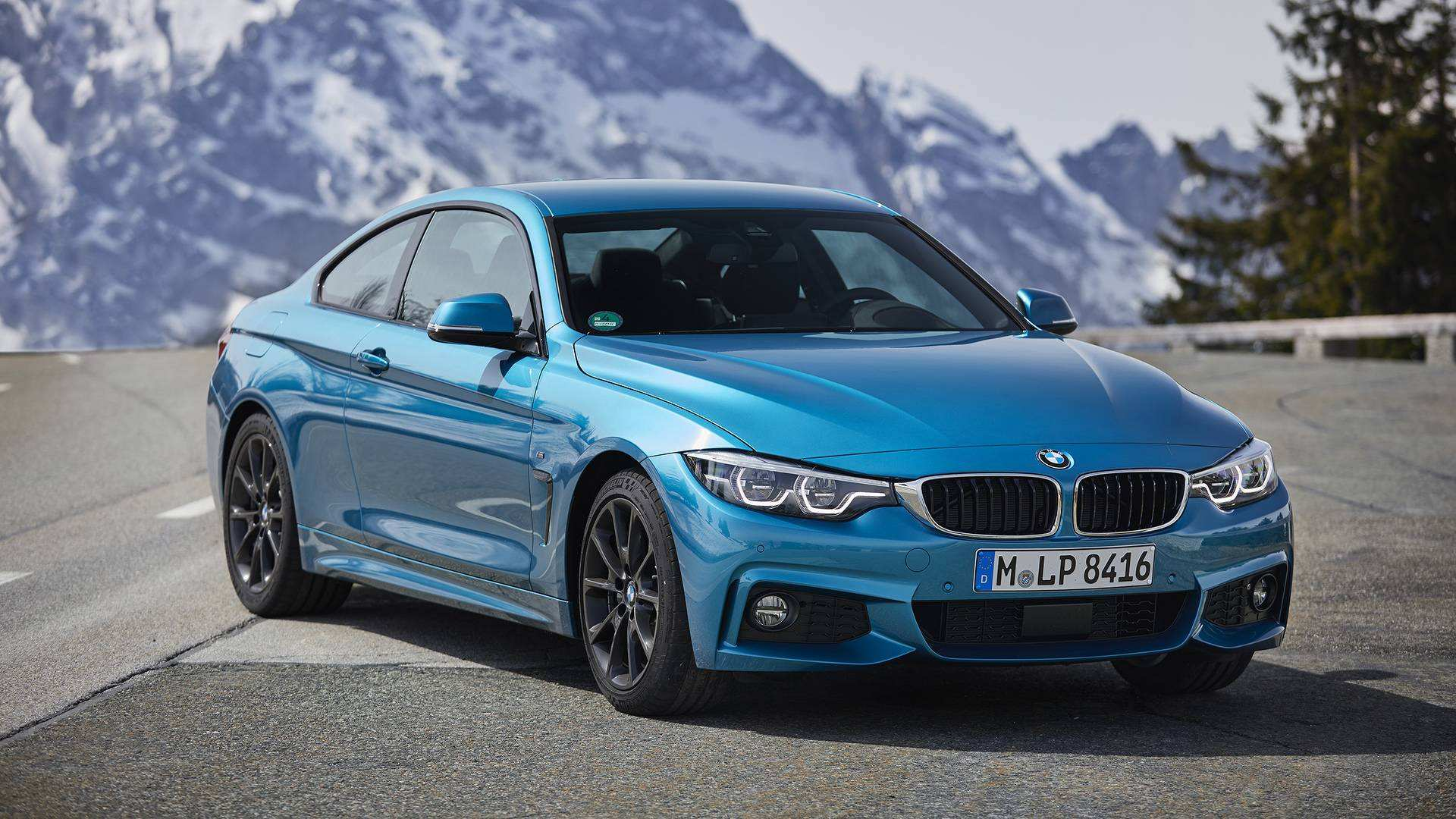 99 The 2019 Bmw 4 Series Gran Coupe Speed Test by 2019 Bmw 4 Series Gran Coupe
