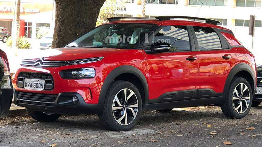 99 The 2019 Citroen Cactus Rumors by 2019 Citroen Cactus
