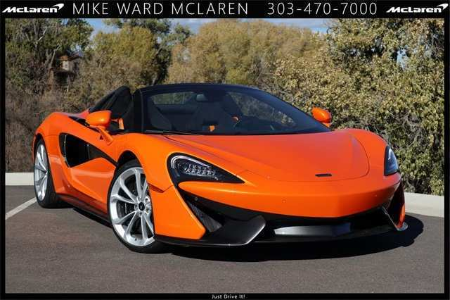 99 The 2019 Mclaren 570S Spider Specs and Review with 2019 Mclaren 570S Spider