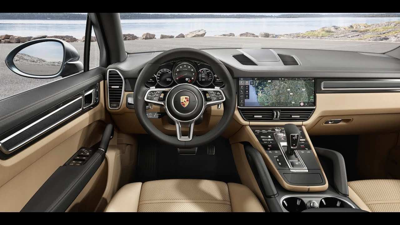 99 The 2019 Porsche Truck New Review by 2019 Porsche Truck