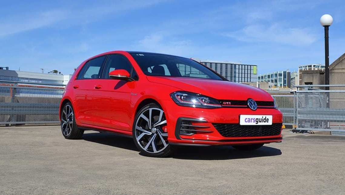 99 The 2019 Volkswagen Golf R First Drive for 2019 Volkswagen Golf R