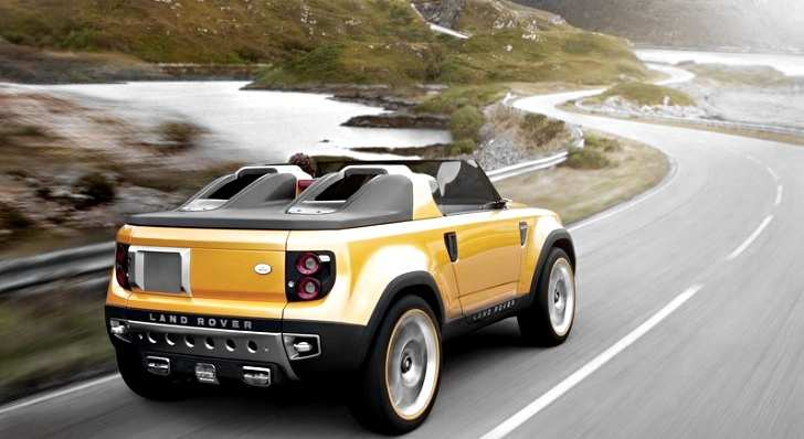 99 The 2020 Land Rover Truck Images for 2020 Land Rover Truck