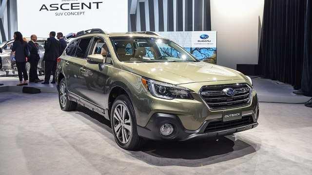 99 The 2020 Subaru Outback Wagon Review for 2020 Subaru Outback Wagon