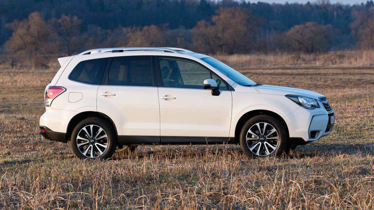 99 The The 2019 Subaru Forester Configurations with The 2019 Subaru Forester