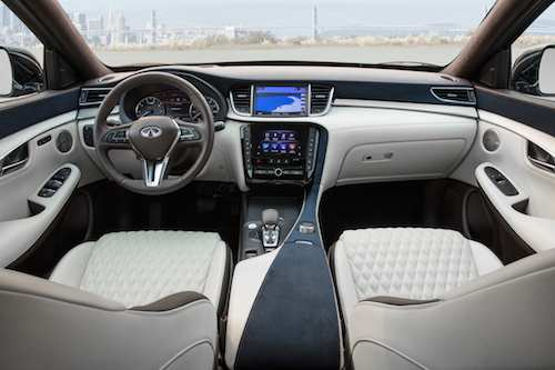 11 All New 2019 Infiniti Interior Configurations for 2019 Infiniti Interior