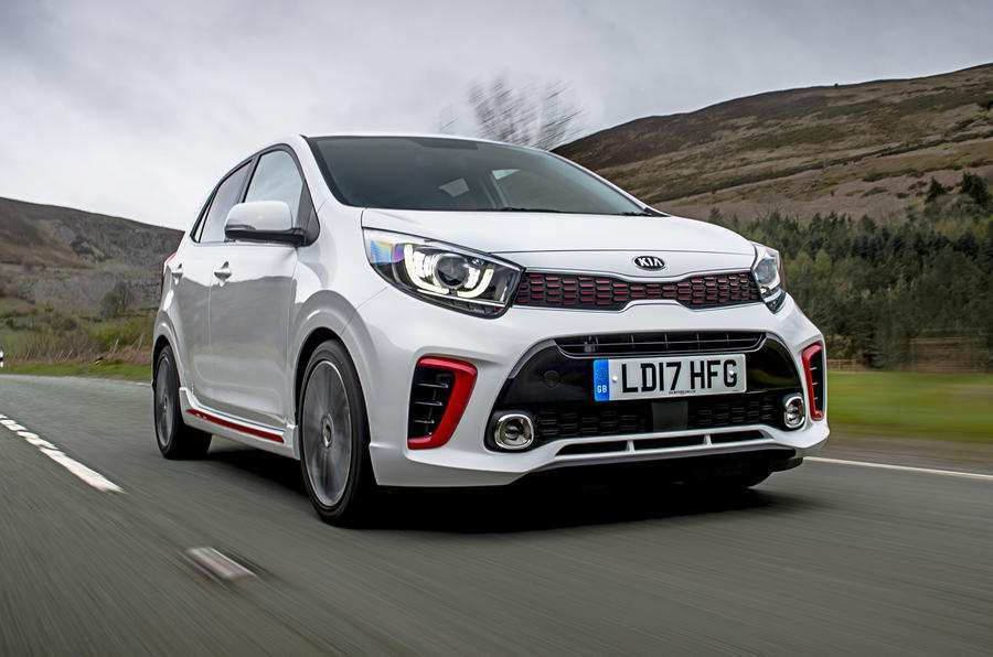 11 All New Kia Picanto 2019 Interior for Kia Picanto 2019