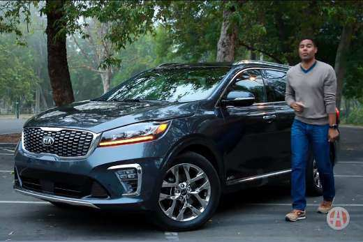 11 All New Kia Sorento 2019 Video History for Kia Sorento 2019 Video