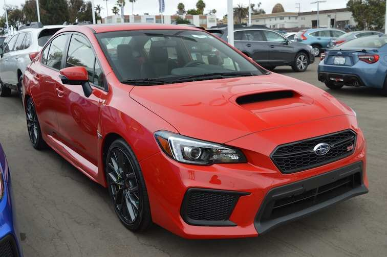 11 Best Review 2019 Subaru Sti Price and Review by 2019 Subaru Sti