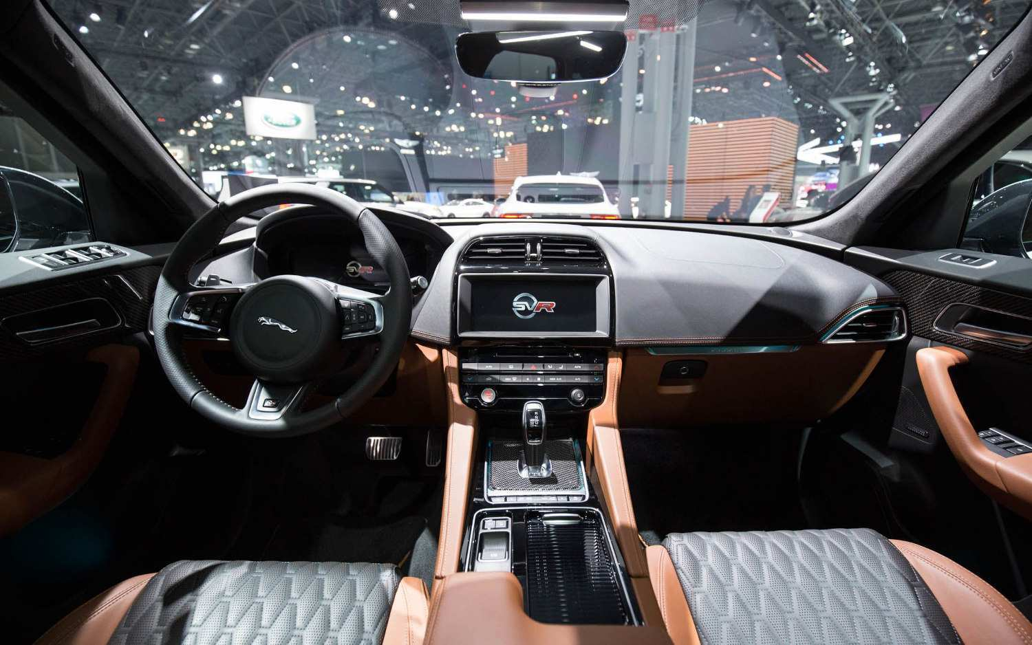 11 Best Review Jaguar F Pace 2019 Interior Spesification by Jaguar F Pace 2019 Interior