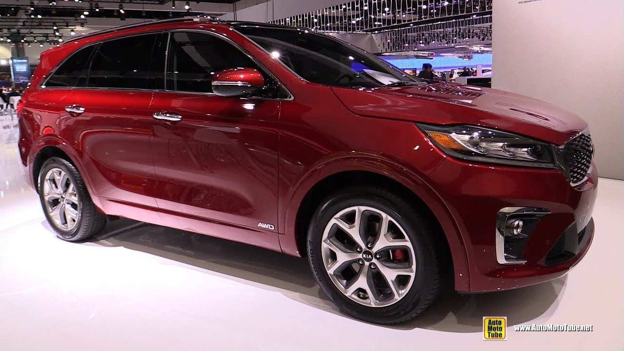 11 Gallery of Kia Sorento 2019 Video Price and Review by Kia Sorento 2019 Video