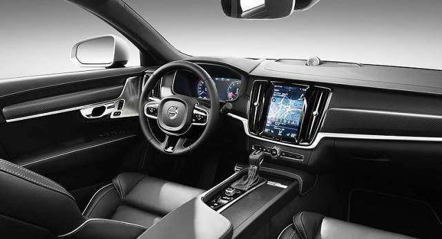 11 Great Volvo S60 2019 Interior Performance and New Engine for Volvo S60 2019 Interior
