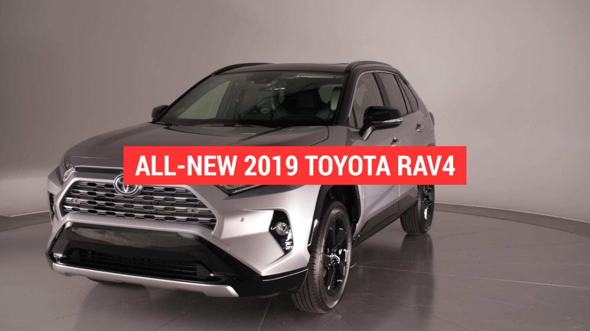 11 New 2019 Toyota Rav4 Jalopnik Rumors with 2019 Toyota Rav4 Jalopnik