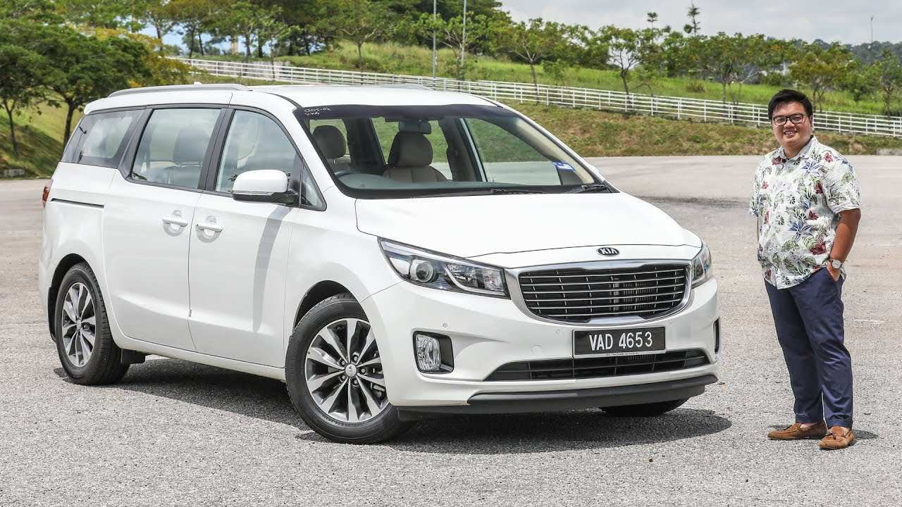 12 Best Review Kia Grand Carnival 2019 Review Redesign with Kia Grand Carnival 2019 Review